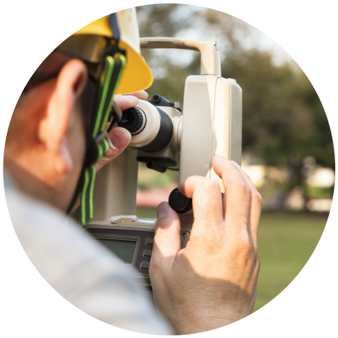 Registered professional land surveyor, Houston, Dallas and Austin